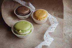 κέικ σε ένα πιάτο Στοκ φωτογραφίες με δικαίωμα ελεύθερης χρήσης