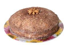 Κέικ σοκολάτας στοκ εικόνες με δικαίωμα ελεύθερης χρήσης