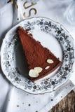 Κέικ σοκολάτας Capri στοκ φωτογραφία με δικαίωμα ελεύθερης χρήσης