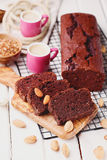 Κέικ σοκολάτας στοκ φωτογραφίες