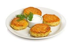 κέικ τέσσερα πατάτα Στοκ Εικόνες