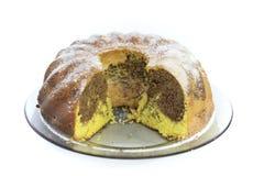 Κέικ της Κυριακής Στοκ Εικόνες