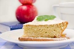 Κέικ της Apple Στοκ Φωτογραφία