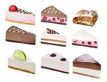 Κέικ τυριών Στοκ Εικόνες