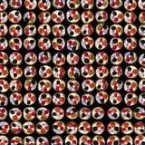 Κέικ φλυτζανιών - ταπετσαρία - υπόβαθρο Στοκ Εικόνες