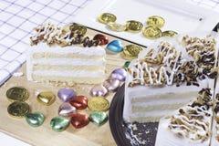 κέικ φρέσκο Στοκ εικόνα με δικαίωμα ελεύθερης χρήσης