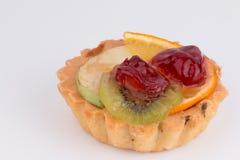 Κέικ φρούτων Στοκ φωτογραφία με δικαίωμα ελεύθερης χρήσης