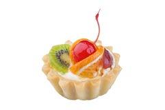 Κέικ φρούτων Στοκ Εικόνες