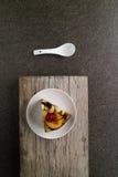 Κέικ φρούτων Στοκ φωτογραφίες με δικαίωμα ελεύθερης χρήσης