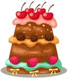 κέικ ελεύθερη απεικόνιση δικαιώματος