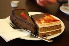 κέικ Στοκ Εικόνα