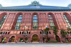 Κέντρο βιβλιοθήκης του Harold Ουάσιγκτον - Σικάγο στοκ φωτογραφία με δικαίωμα ελεύθερης χρήσης