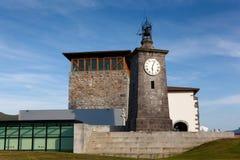 Κέντρο βιοποικιλότητας Urdaibai, Busturia στοκ φωτογραφία με δικαίωμα ελεύθερης χρήσης