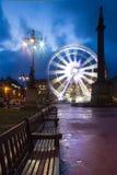 κέντρο Γλασκώβη Στοκ φωτογραφία με δικαίωμα ελεύθερης χρήσης