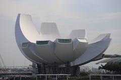 Κέντρο επιστήμης της Σιγκαπούρης στοκ εικόνα