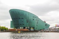 Κέντρο επιστήμης Nemo, Άμστερνταμ Στοκ εικόνα με δικαίωμα ελεύθερης χρήσης