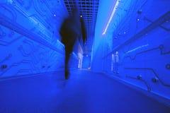 Κέντρο δεδομένων της Κωνσταντινούπολης Borsa Στοκ φωτογραφία με δικαίωμα ελεύθερης χρήσης