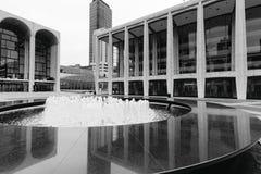 κέντρο Λίνκολν Στοκ φωτογραφίες με δικαίωμα ελεύθερης χρήσης