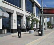 Κέντρο Λονδίνο Οντάριο Καναδάς Συνθηκών Στοκ εικόνα με δικαίωμα ελεύθερης χρήσης