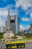 Κέντρο μνημείων νίκης της Μπανγκόκ Ταϊλάνδη Στοκ φωτογραφίες με δικαίωμα ελεύθερης χρήσης