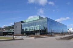 Κέντρο μουσικής του Ελσίνκι Στοκ εικόνες με δικαίωμα ελεύθερης χρήσης
