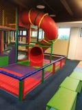 Κέντρο 008 παιχνιδιού των παιδιών CTCD τρύπα στοκ εικόνες