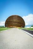 Κέντρο Πυρηνικών Μελετών και Ερευνών (CERN), Γενεύη στοκ φωτογραφίες