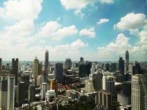 Κέντρο πόλεων στοκ εικόνες με δικαίωμα ελεύθερης χρήσης
