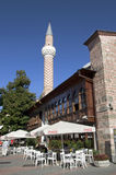 Κέντρο πόλεων Plovdiv, Βουλγαρία Στοκ εικόνα με δικαίωμα ελεύθερης χρήσης