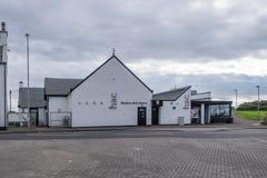 Κέντρο Σκωτία λιμενικών τεχνών του βόρειου Ayrshire στοκ φωτογραφία με δικαίωμα ελεύθερης χρήσης