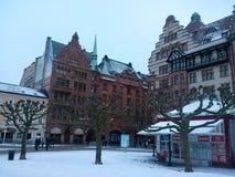 Κέντρο Σουηδία του Μάλμοε Στοκ εικόνες με δικαίωμα ελεύθερης χρήσης