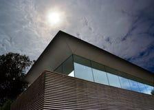 κέντρο σύγχρονο Στοκ Εικόνες
