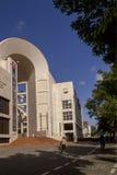 Κέντρο τεχνών προς θέαση του Τελ Αβίβ Στοκ Φωτογραφίες