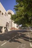 Κέντρο τεχνών προς θέαση του Τελ Αβίβ Στοκ Φωτογραφία
