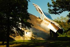 Κέντρο τεχνών προς θέαση του Φίσερ στοκ φωτογραφία με δικαίωμα ελεύθερης χρήσης