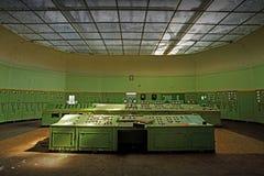 Κέντρο της θερμότητας και της ηλεκτρικής ενέργειας Στοκ Φωτογραφία