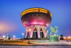 κέντρο της οικογένειας και του γάμου Kazan στοκ φωτογραφίες με δικαίωμα ελεύθερης χρήσης