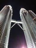 Κέντρο της πόλης της Μαλαισίας Κουάλα Λουμπούρ Στοκ φωτογραφίες με δικαίωμα ελεύθερης χρήσης