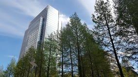Κέντρο της πόλης του Λονδίνου Στοκ Φωτογραφία