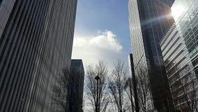 Κέντρο της πόλης του Λονδίνου Στοκ φωτογραφίες με δικαίωμα ελεύθερης χρήσης
