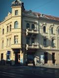 κέντρο της πόλης στοκ εικόνες