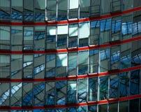 Κέντρο της Sony παραθύρων Στοκ Φωτογραφία