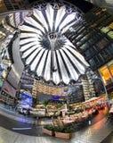 Κέντρο της Sony στο Βερολίνο Στοκ φωτογραφία με δικαίωμα ελεύθερης χρήσης