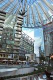 Κέντρο της Sony σύνθετο Στοκ φωτογραφίες με δικαίωμα ελεύθερης χρήσης