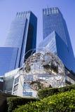 Κέντρο της Time Warner Στοκ Φωτογραφία