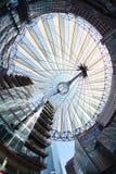 κέντρο του Βερολίνου Sony Στοκ Εικόνες