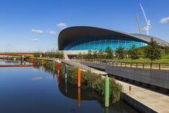 Κέντρο του Λονδίνου Aquatics Στοκ φωτογραφίες με δικαίωμα ελεύθερης χρήσης