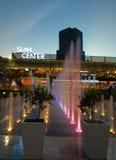 Κέντρο του Σιάμ της Μπανγκόκ στοκ φωτογραφία με δικαίωμα ελεύθερης χρήσης