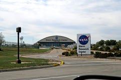 Κέντρο του Glenn Reseach στη NASA Στοκ εικόνες με δικαίωμα ελεύθερης χρήσης