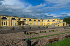 Κέντρο του Mark Rothko σε Daugavpils Στοκ φωτογραφία με δικαίωμα ελεύθερης χρήσης